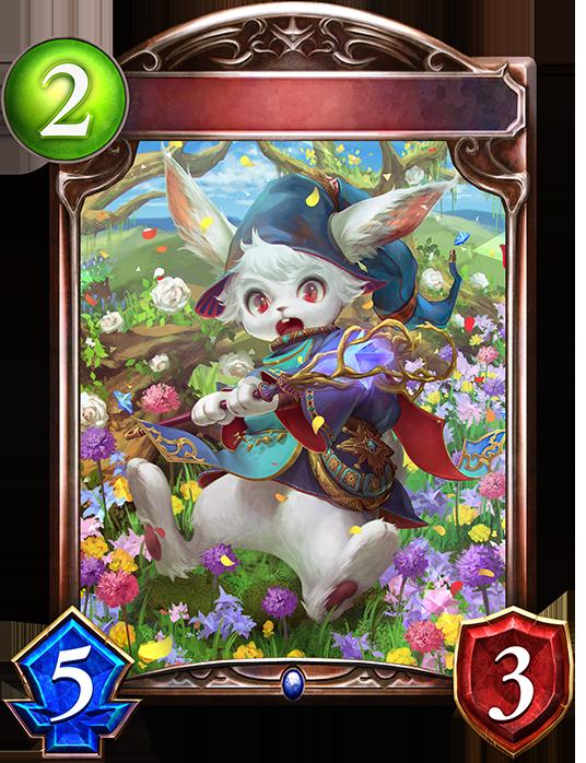 Evolved Rabbit Mage