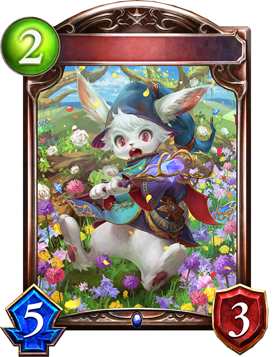 Evolved Rabbit Mage