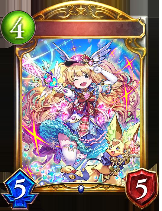 Evolved Lovely-Heart Monika