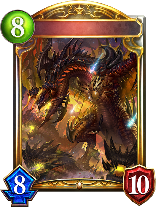 Evolved Wildflame Dragon