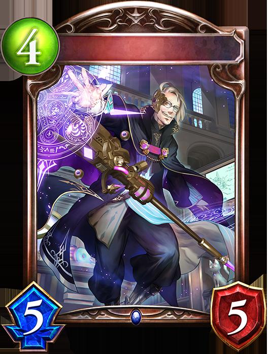Evolved Mechastaff Sorcerer