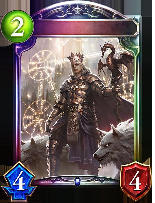 Evolved Solomon, Lord of Magic
