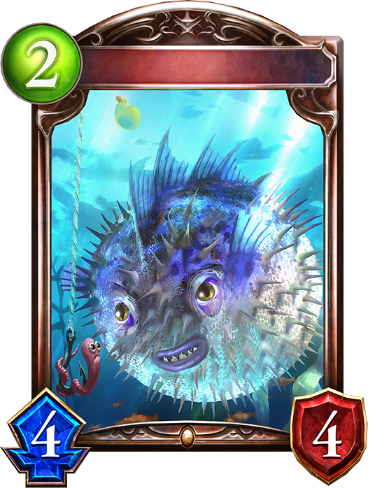 Evolved Boomfish