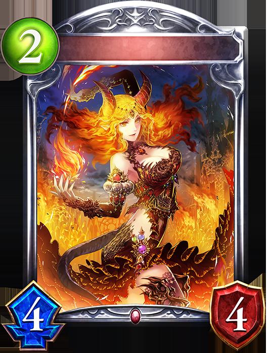 Evolved Hellblaze Demon