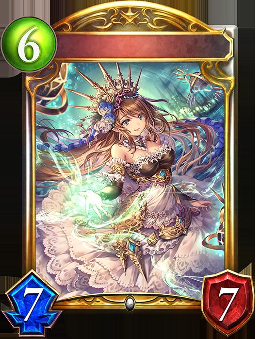 Evolved Urd, Goddess of Restoration