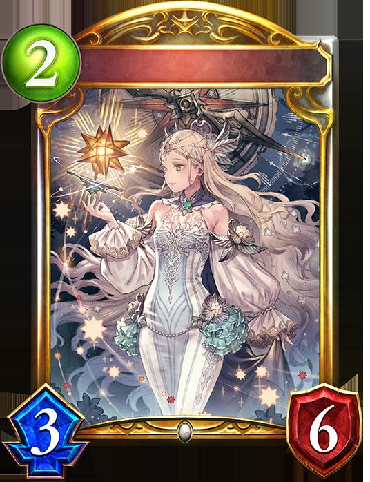 Evolved Laelia, Saint of Peace