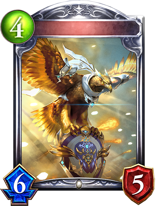 Evolved Golden Eagle