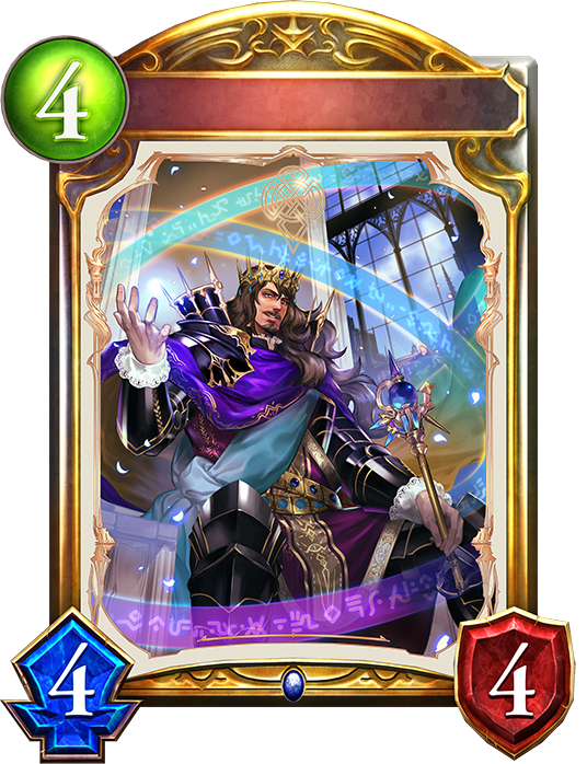 Evolved Imperator of Magic