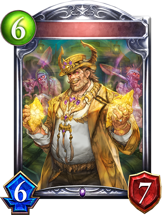 Evolved Gold Mine Necromancer