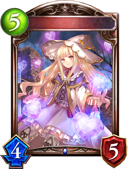 Evolved Crystal Witch