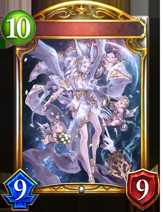 Evolved Goddess of Rebirth