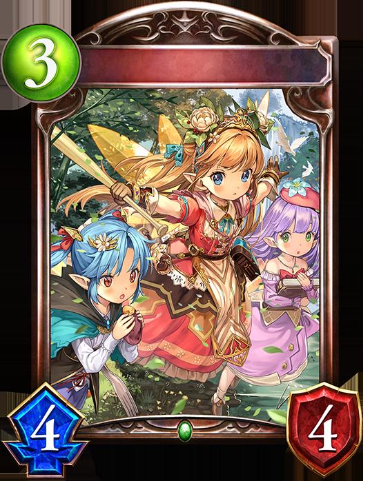 Evolved Fairy Slugger