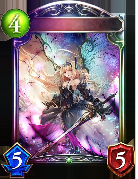 Evolved Aria, Miasma Fairy