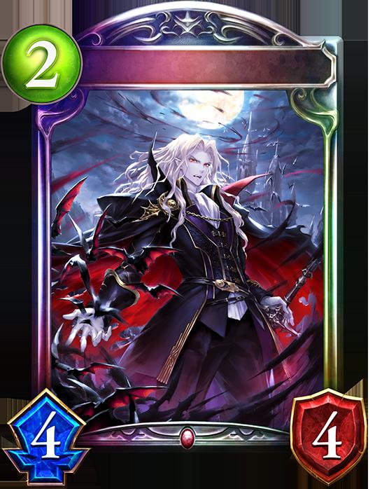Evolved Aluzard, Timeworn Vampire