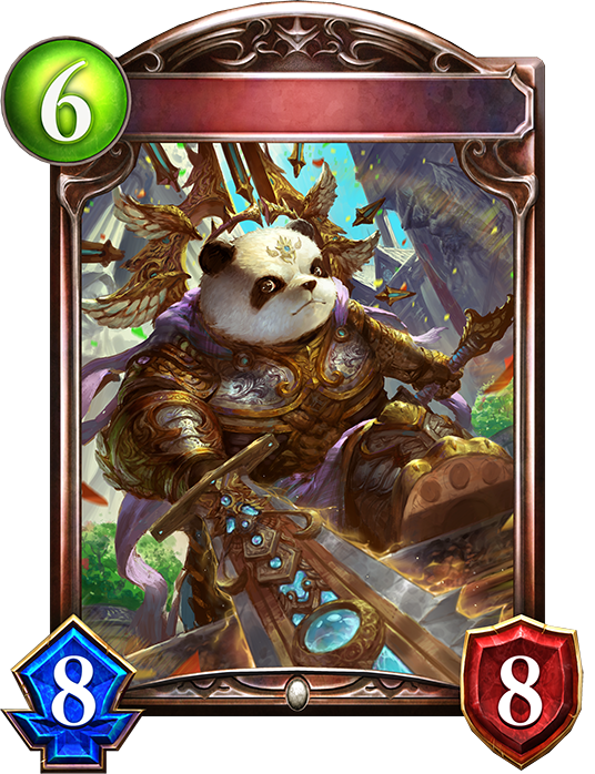 Evolved Panda Paladin