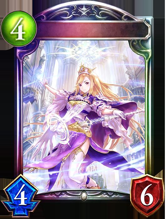 Evolved Eris, Atoned Priestess