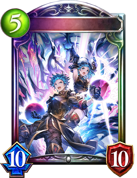 Evolved Gran & Djeeta, Eternal Heroes