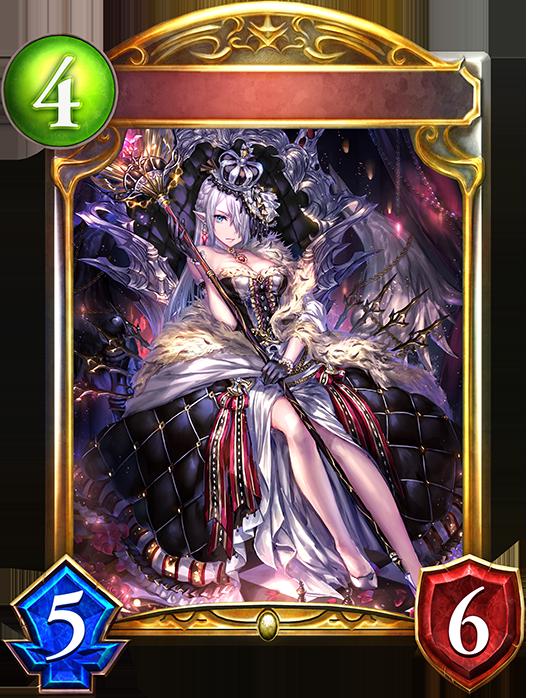 Evolved Queen Magnus the Black