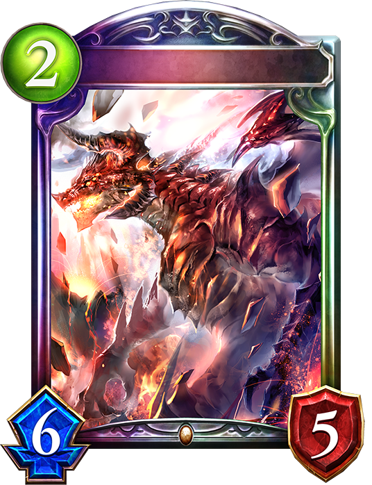 Evolved Hellflame Dragon