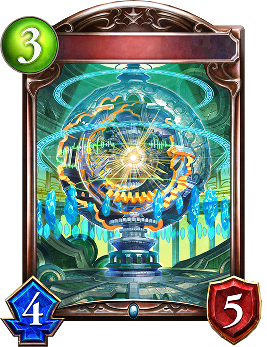 Evolved Mystic Artifact