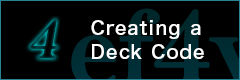 Creating a Deck Code