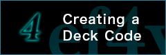 Creating a Deck Code